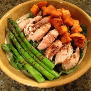 What I Ate Wednesday + Recipe