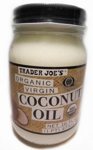 Thursday Things – Coconut Oil
