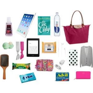 Thursday Things – In-Flight Essentials