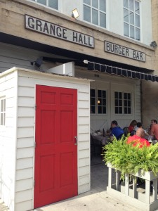 Grange Hall Burger Bar