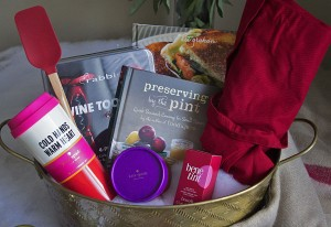 WCBC Holiday Gift Basket Giveaway