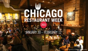 Thursday Things – Chicago Restaurant Week