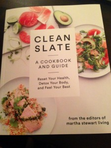 Clean Slate Cookbook Review