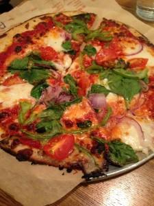 Favorite Gluten Free Pizza in Chicago