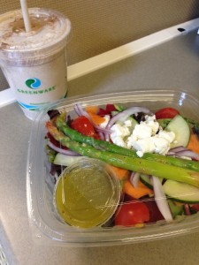 Healthy Lunch Spots in the Loop