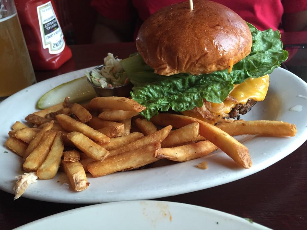 Candlite Burger