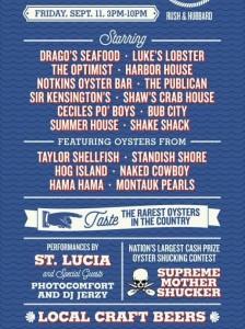 Oyster Fest Chicago
