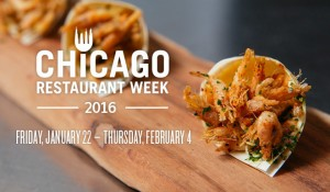 Chicago Restaurant Week 2016