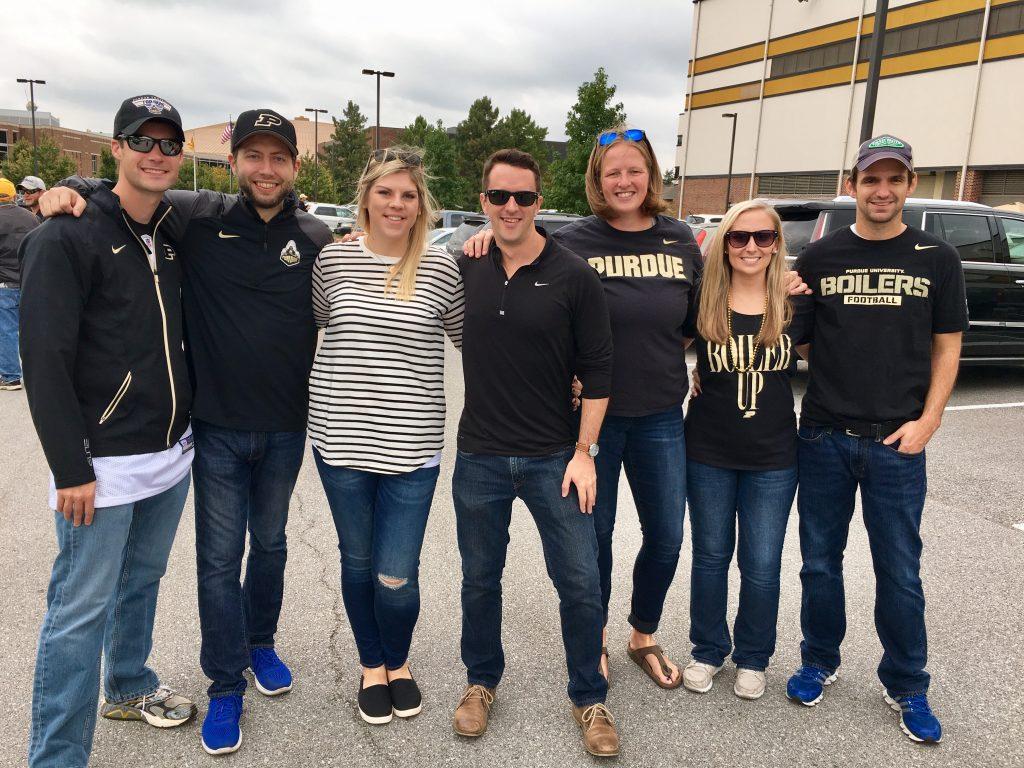 Weekending: Purdue Homecoming
