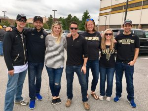 Weekending: Purdue Homecoming
